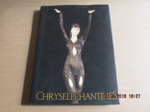 Image for Chryselephantines [ First Printing Hardback in Dustjacket ]