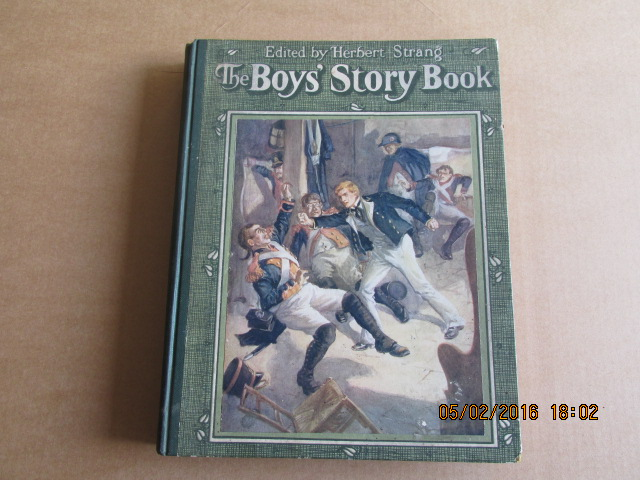 Image for The Boys Story Book [ 1st Printing ]
