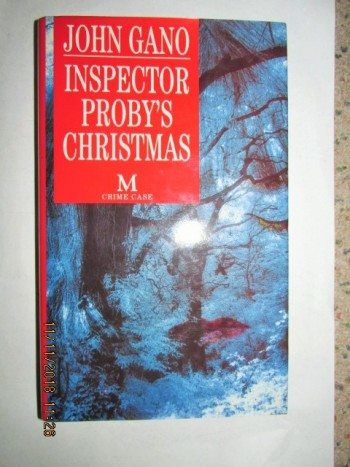 Image for Inspector Proby's Christmas First Edition Hardback in Dustjacket