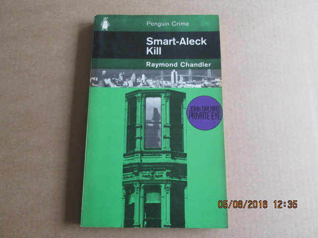 Image for Smart-Aleck Kill First Penguin Printing