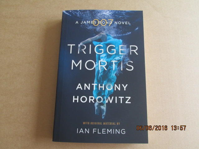 Image for Trigger Mortis Unread Fine First Printing Paperback