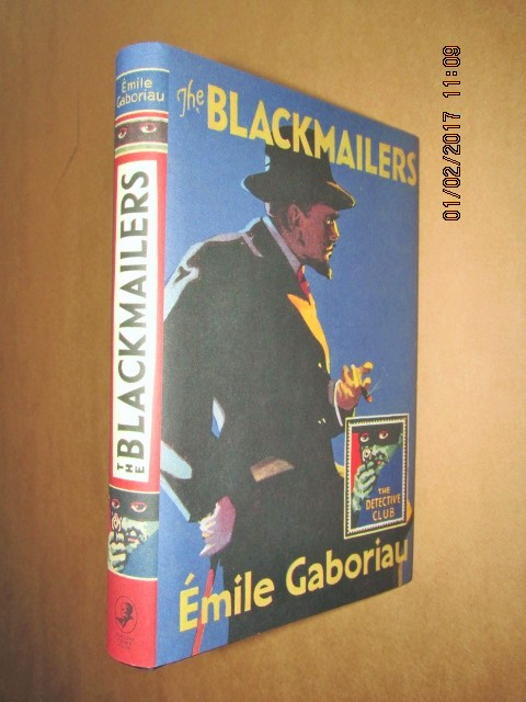 Image for The Blackmailers Unread Fine First Edition Hardback in Dustjacket