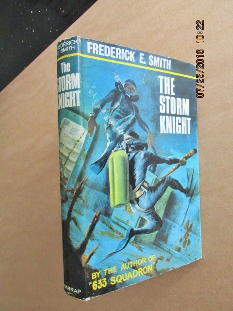 Image for The Storm Knight First Edition Hardback in dustjacket ]