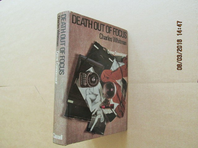 Image for Death Out of Focus First Edition Hardback in dustjacket