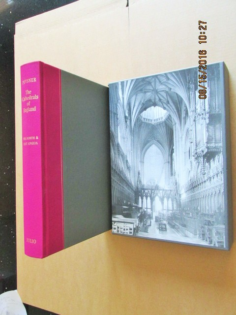 Image for The Cathedrals of England the North and East Anglia Fine First Printing in Slipcase