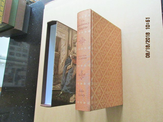 Image for The Gentleman's Daughter Womens Lives in Georgian England  [ a Fine First Folio Society Edition in Slipcase ]
