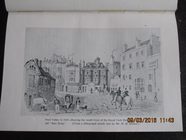 Image for A Hundred Years of the Royal York Brighton [ 1919 First Printing ]