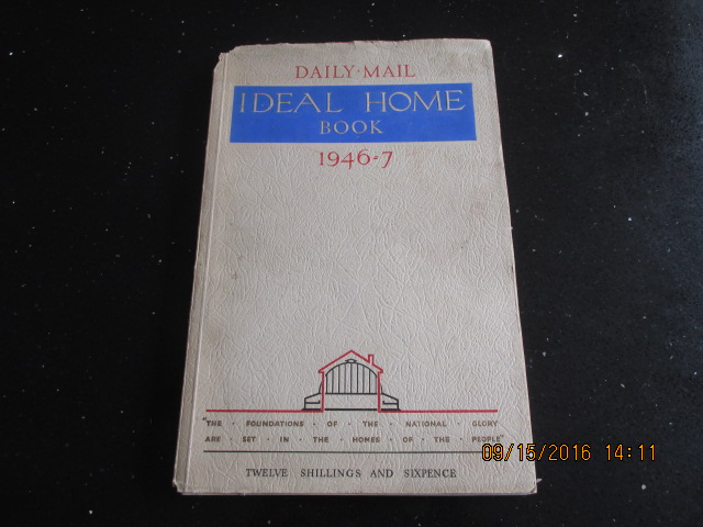 Image for Daily Mail Ideal Home Book 1946-7