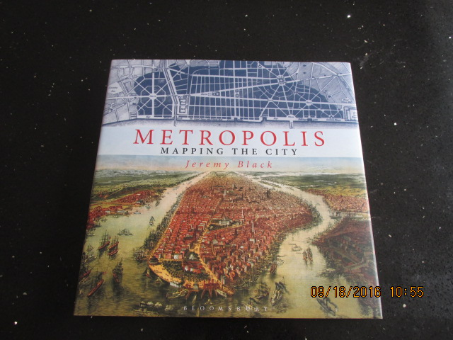 Image for Metropolis Mapping the City [ a Fine First Printing in Jacket ]