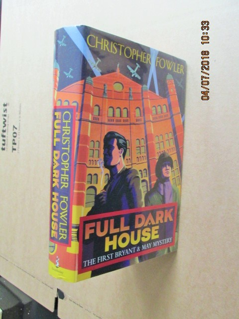 Image for Full Dark House [ a Fine Signed Lined Dated  First Printing ]