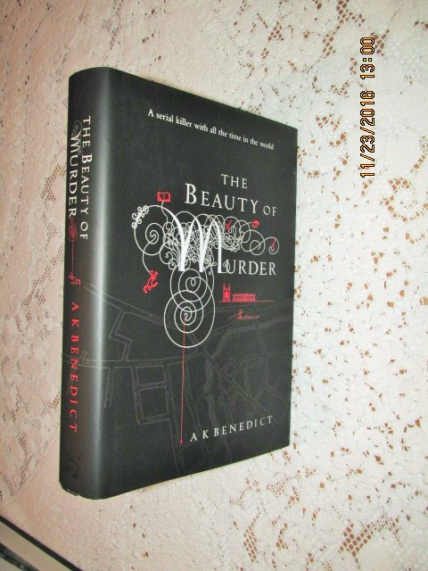Image for The Beauty of Murder Unread Fine Signed Lined Dated Located First Edition Hardback in Dustjacket