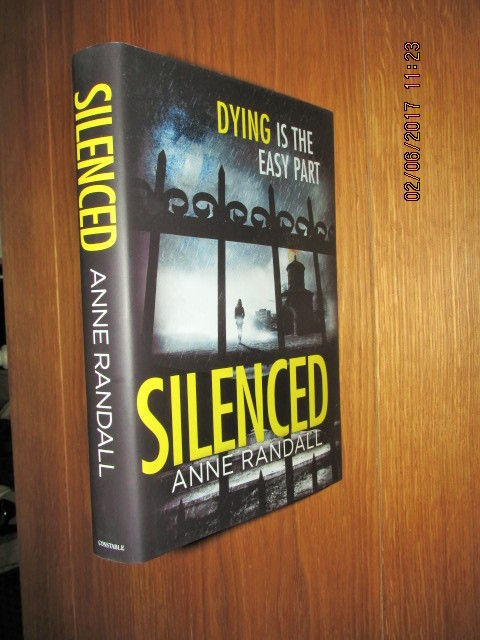Image for Silenced Unread Fine First Edition Hardback in Dustjacket