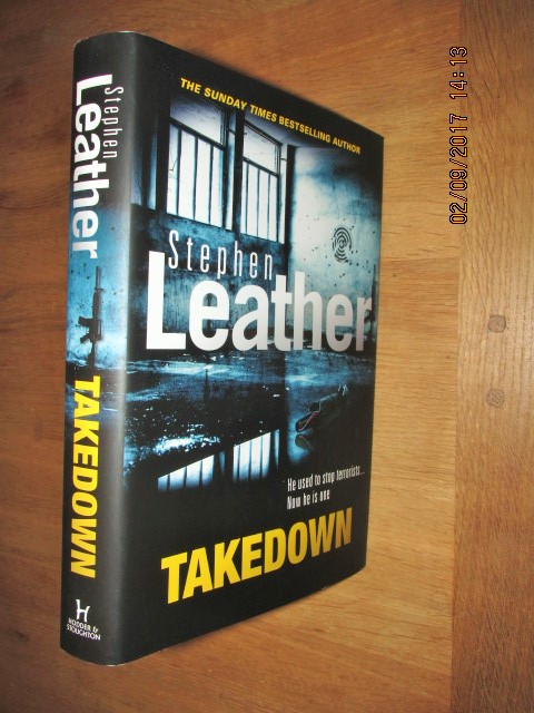 Image for Takedown Unread First Edition Hardback in Dustjacket