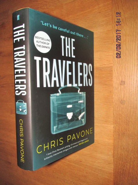 Image for The Travelers Unread Fine First Printing