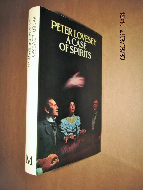 Image for A Case of Spirits  [ a Signed First Printing in Jacket ]