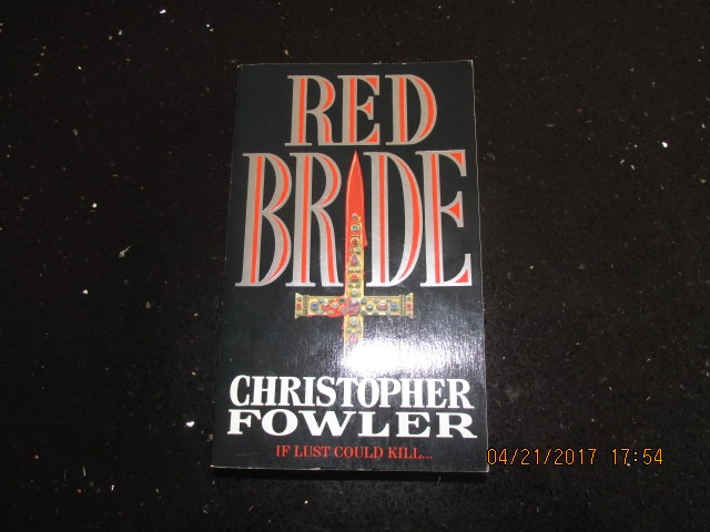 Image for Red Bride Unread Fine Signed First edition Paperback