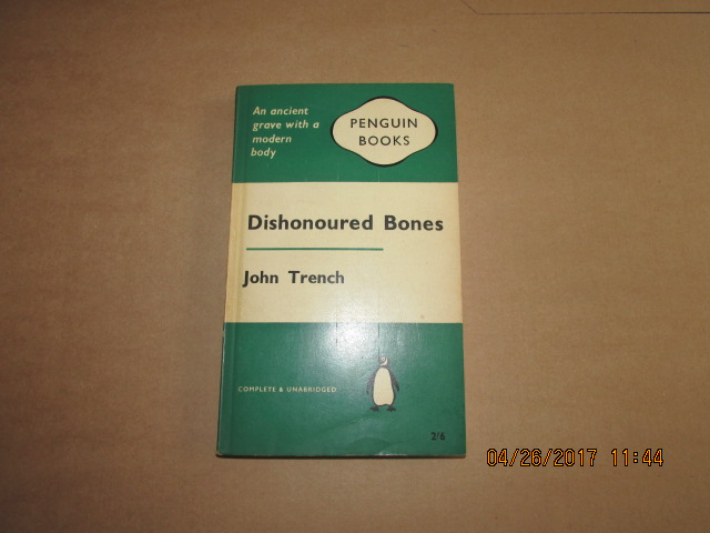 Image for Dishonoured Bones  [ 1st Penguin Edition ]