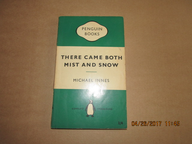 Image for There Came Both Mist and Snow [ 1st Penguin Edition ]