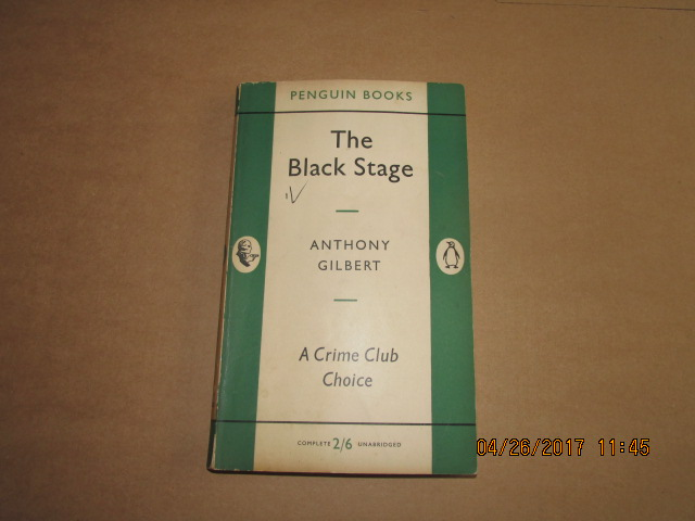 Image for The Black Stage 1st Penguin Edition