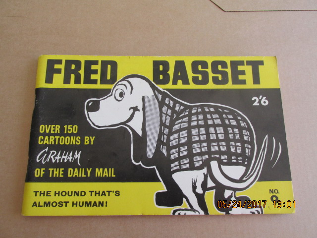 Image for Fred Bassett the Hound That's Almost Human  No 9