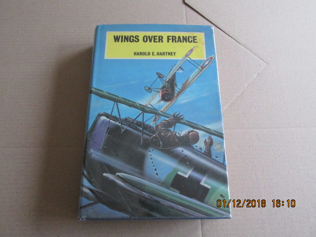 Image for Wings Over France