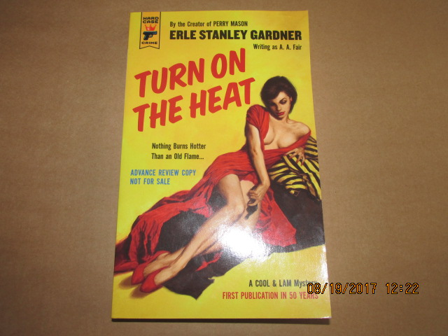 Image for Turn On The Heat [ Advance Review Copy  ]
