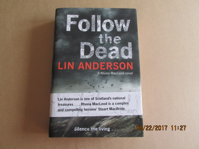 Image for Follow the Dead First Printing with Wrap-band