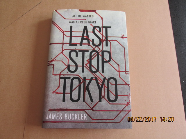 Image for Last Stop Tokyo First Printing