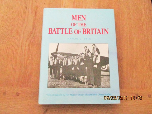 Image for Men of the Battle of Britain First Edition