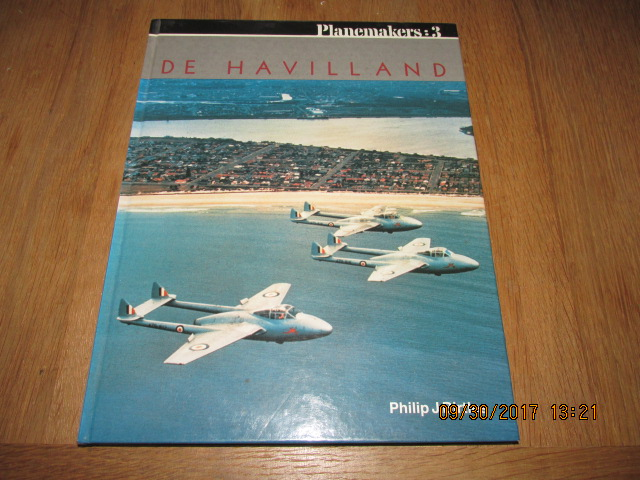 Image for De Havilland (Planemakers 3)