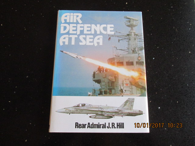 Image for Air Defence at Sea First Edition
