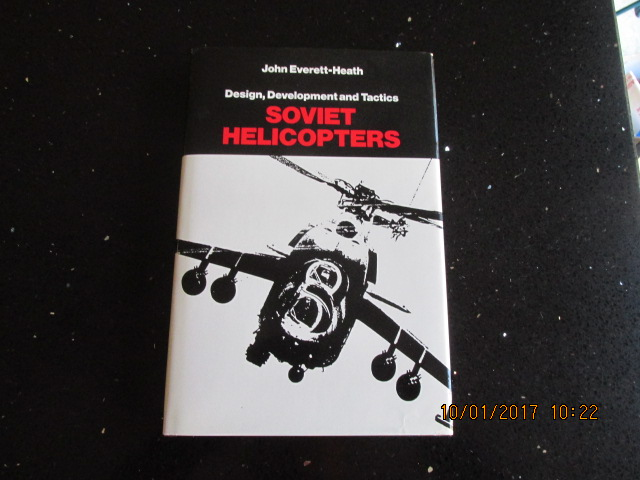 Image for Soviet Helicopters Design, Development and Tactics