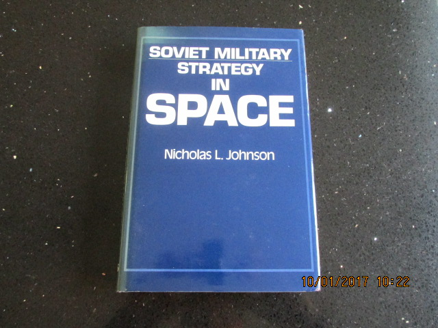 Image for Soviet Military Strategy in Space First Edition
