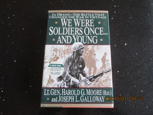 Image for We Were Soldiers Once...and Young: Ia Drang : the Battle That Changed the War in Vietnam