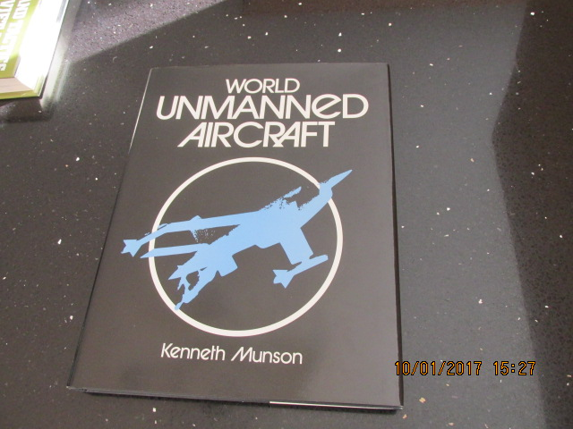 Image for World Unmanned Aircraft First Edition