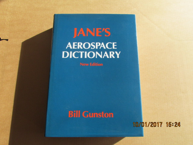 Image for Jane's Aerospace Dictionary New Edition