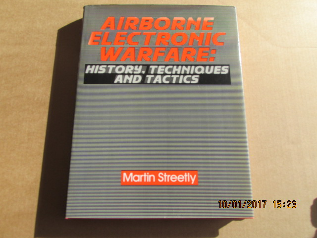 Image for Airborne Electronic Warfare History Techniques and Tactics
