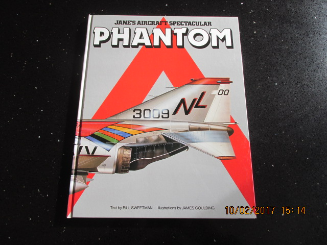 Image for Phantom (Jane's Aircraft Spectacular Series)