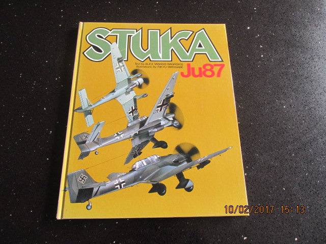 Image for Ju87 Stuka Jane's aircraft Spectaculars first Edition