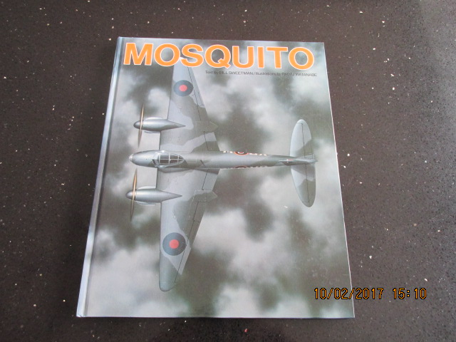 Image for De Havilland Mosquito (Jane's aircraft spectaculars)