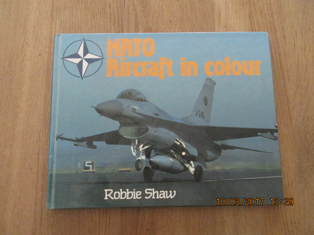 Image for NATO Aircraft in Colour First Edition