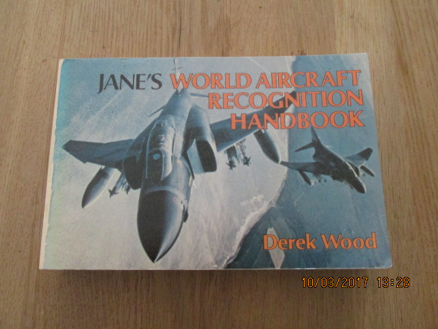 Image for Jane's World Aircraft Recognition Handbook  [ 1st Printing SIGNED By Derek Wood ]