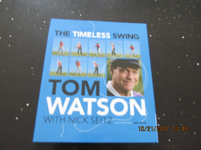 Image for The Timeless Swing Fine Signed First Edition Hardback in Dustjacket