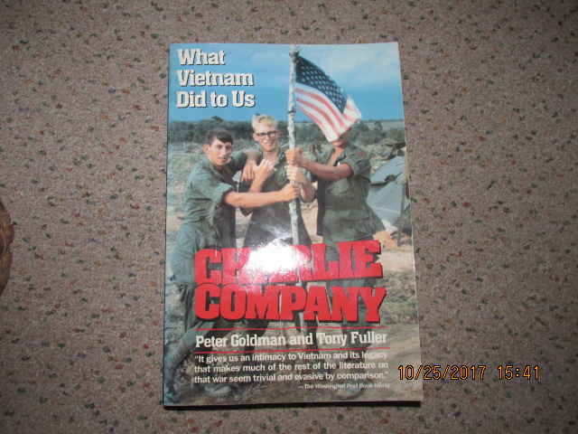 Image for Charlie Company: What Vietnam Did to Us