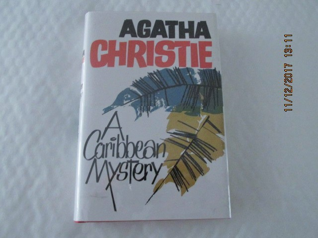 Image for A Caribbean Mystery Unread Facsimile First Edition Hardback in Dustjacket with Wrap-band )