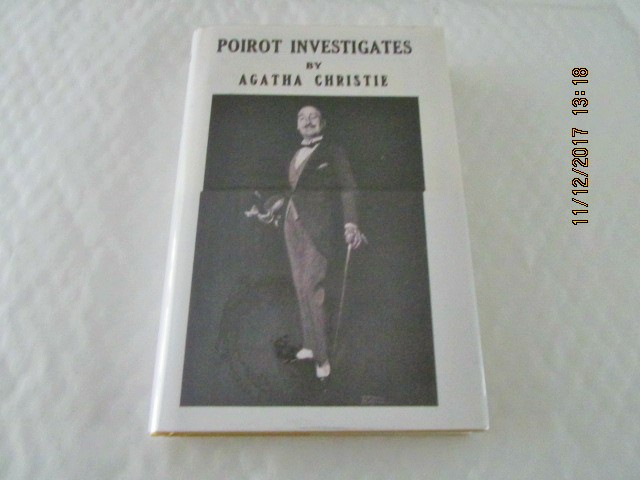 Image for Poirot Investigates [First Printing of This Facsimile Edition with Wrap-band )