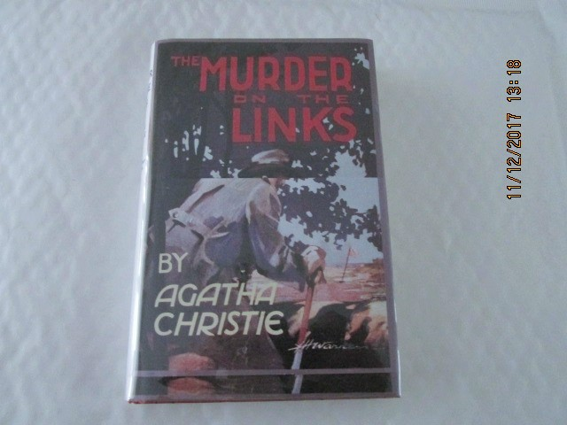 Image for Murder on the Links [First Printing of This Facsimile Edition with Wrap-band )