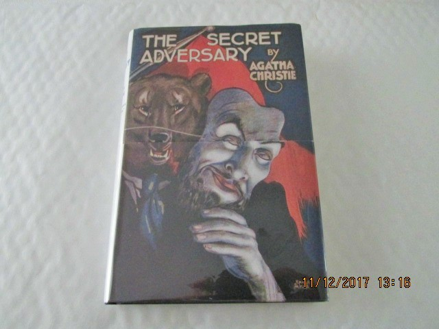 Image for The Secret Adversary [ First Printing of This Facsimile Edition with Wrap-band )