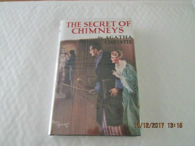Image for The Secret of Chimneys [ First Printing of This Facsimile Edition with Wrap-band )