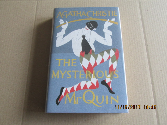 Image for The Mysterious Mr Quin [a Fine  First Printing of This Facsimile Edition with Wrap-band )